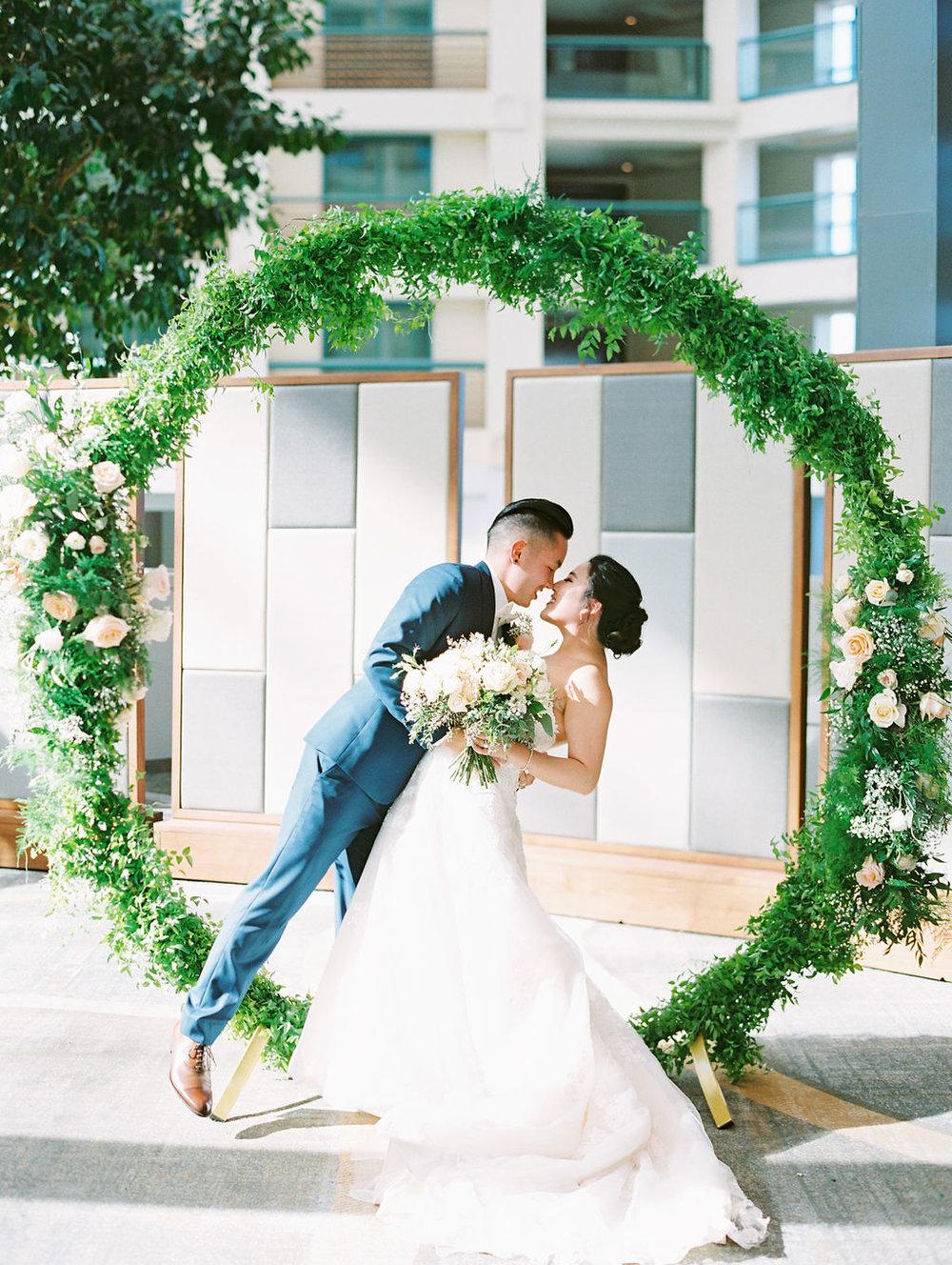 JennySoiPhotography-S&SSFAirportWeddingBrideandGroom-228.jpgSan Francisco Fairmont Hotel Wedding Fine Art Film Wedding Photographer