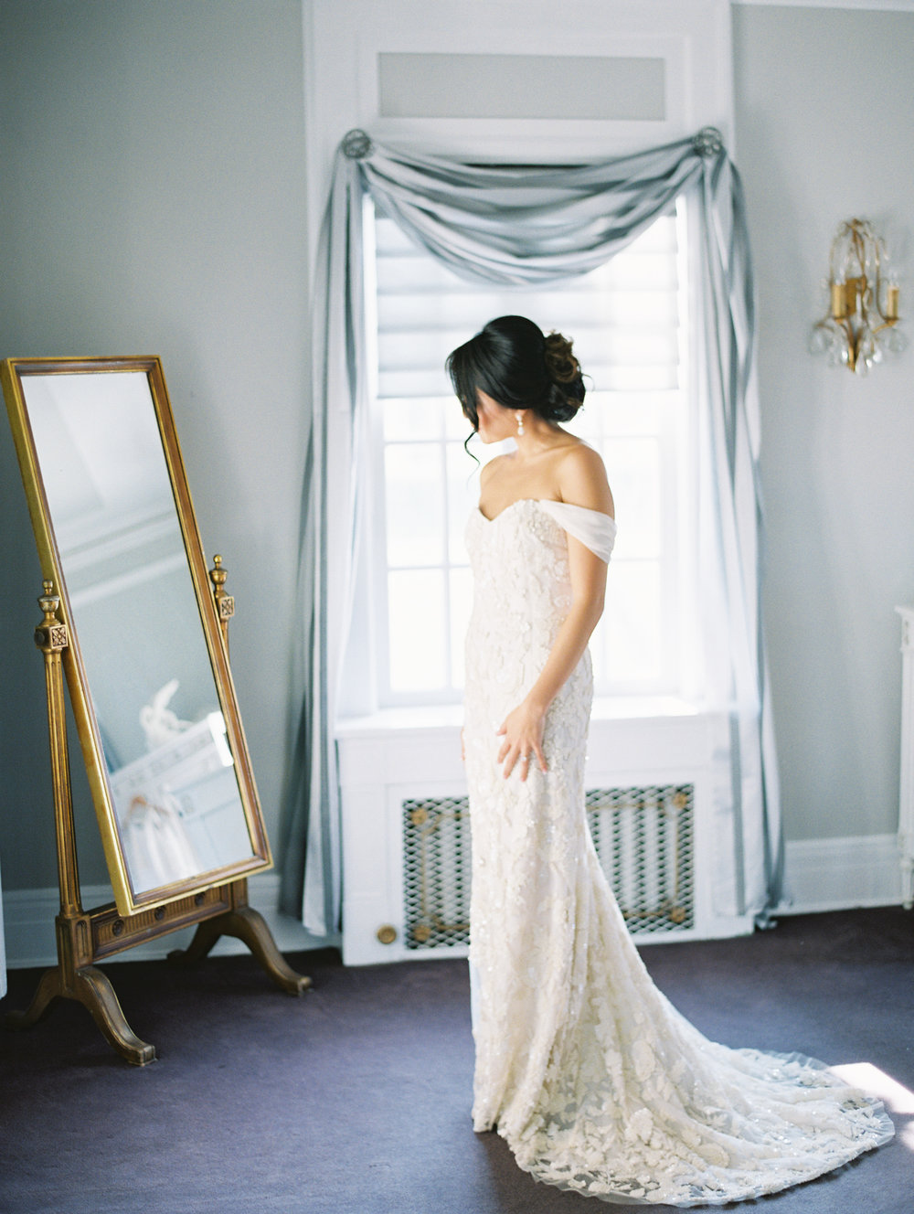 Grand Island Mansion Wedding Fine Art Photographer