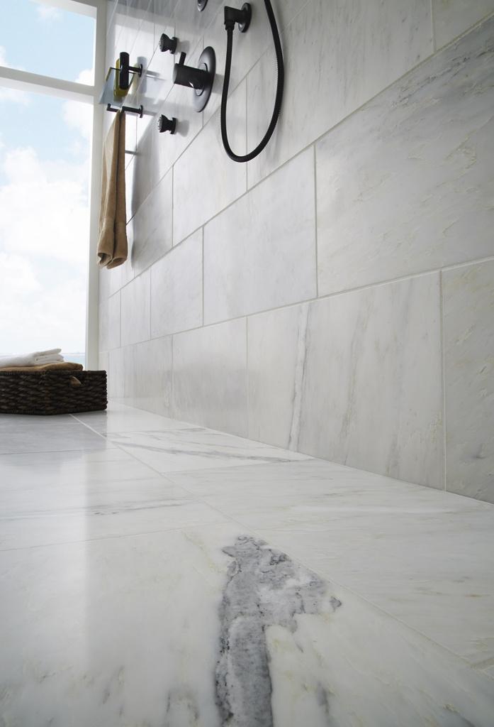 (1)Arabescato Carrara