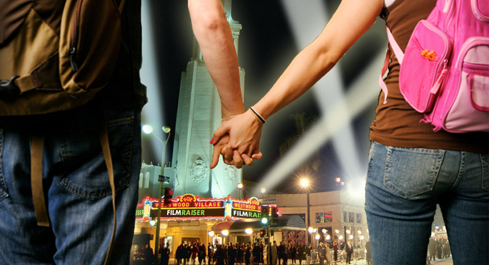 FILMRAISER sign up movie Fundraiser