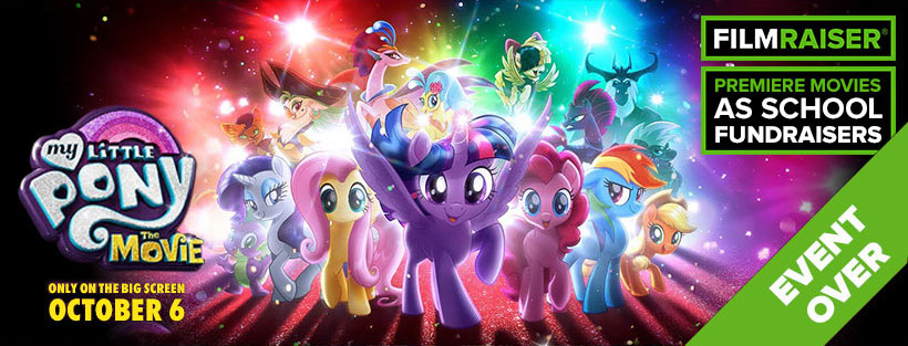 MY LITTLE PONY  - In theaters October 6th 2017.
