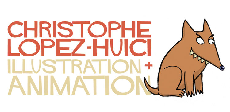 Christophe Lopez-Huici illustration