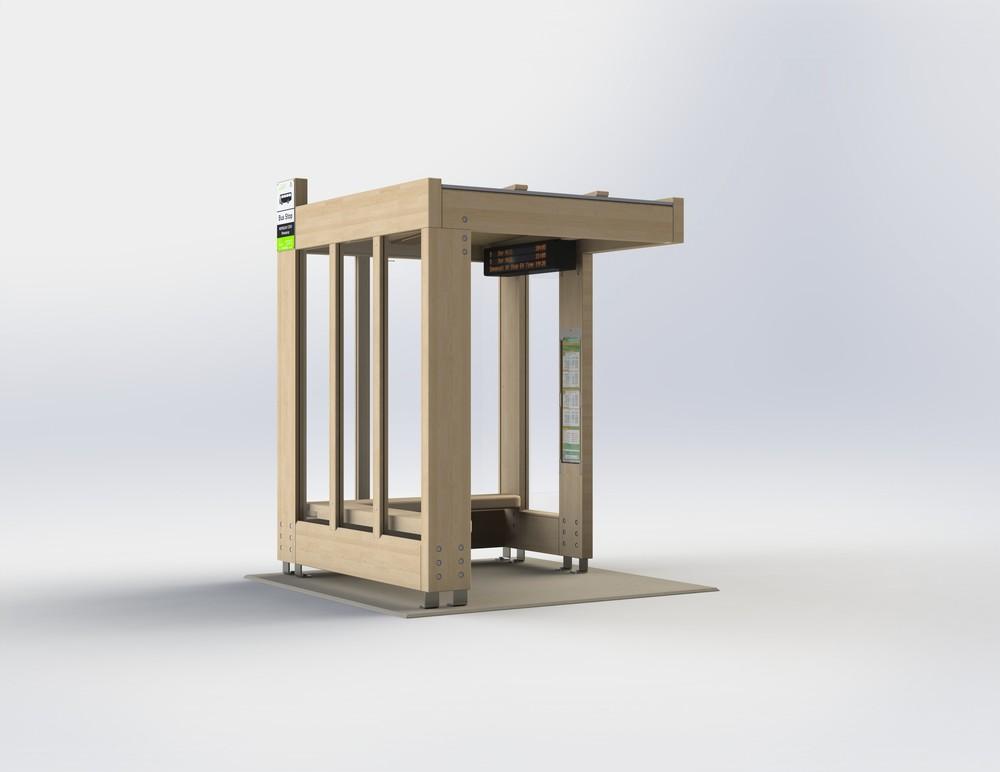 MIDI - 50 Year Lifespan, inbuilt RTPI
