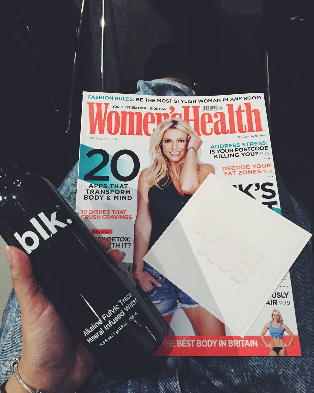 Blk & Women's Health Mag
