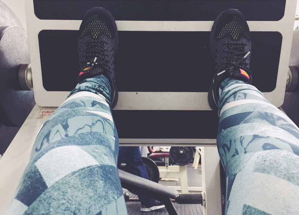 Leg Day ALL DAY