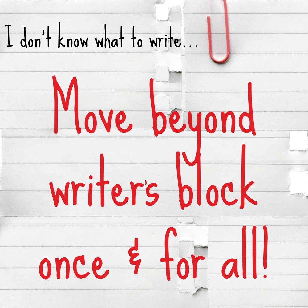 BeyondWritersBlock