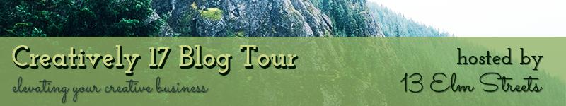 Creatively 17 Blog Tour
