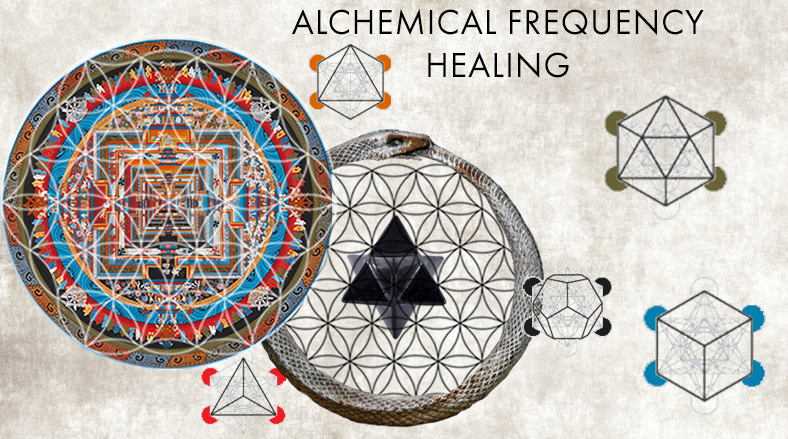 ALCHEMICAL FREQUENCY HEALING