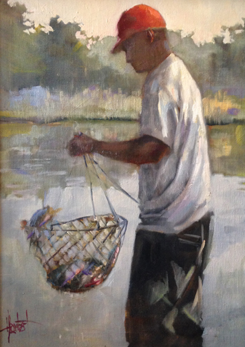 """The Crabber"""