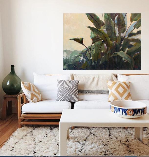 Room Design: Samantha Hughes Bouvant, Paris