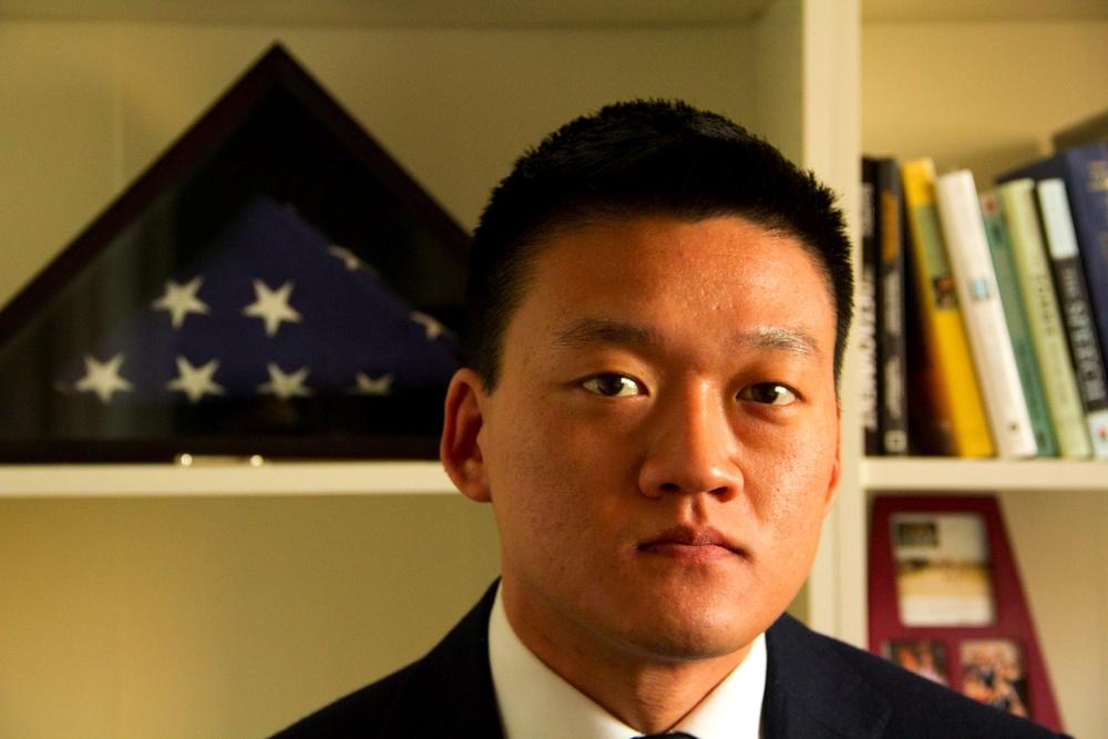 Former Lt. Dan Choi  |  3.2012