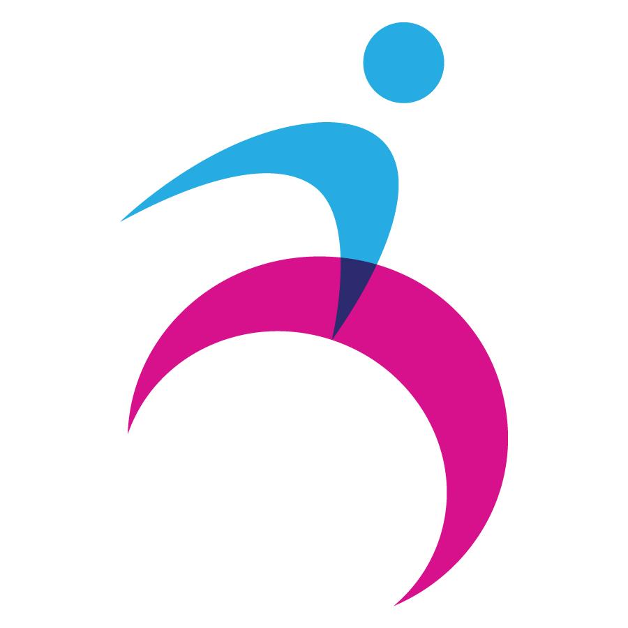 Mt. Sinai Hospital Department of Rehabilitation , logo design.