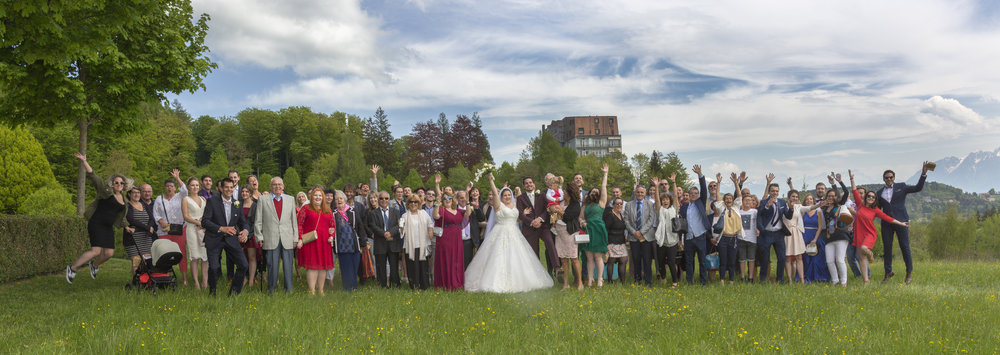 Mariage Epalinges 2018