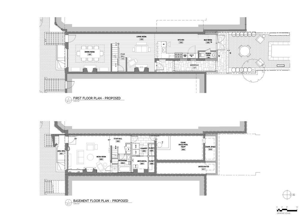 14007-SHS-Murray_Permit-A1.1_Basement & First Floor.jpg