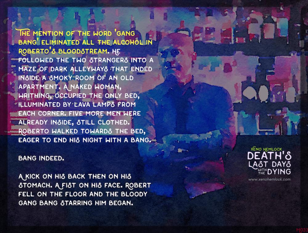 Xeno Hemlock Death Drabble Dying Gang Bang.png