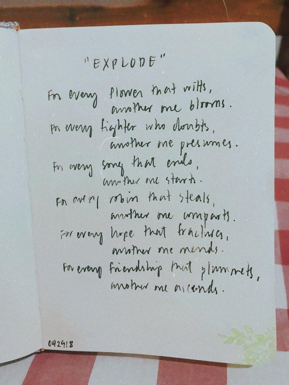 Xeno Hemlock Poem Explode.JPG
