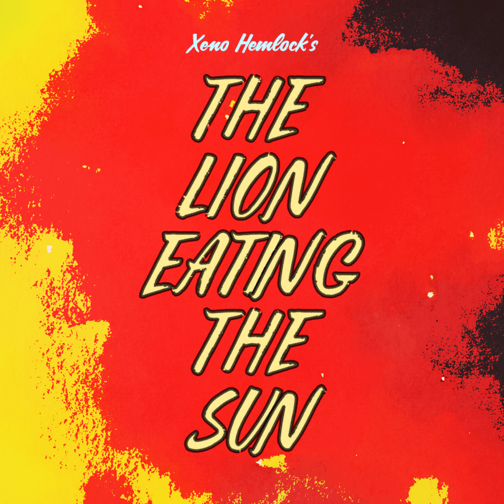 Xeno Hemlock The Lion Eating Sun Book.png