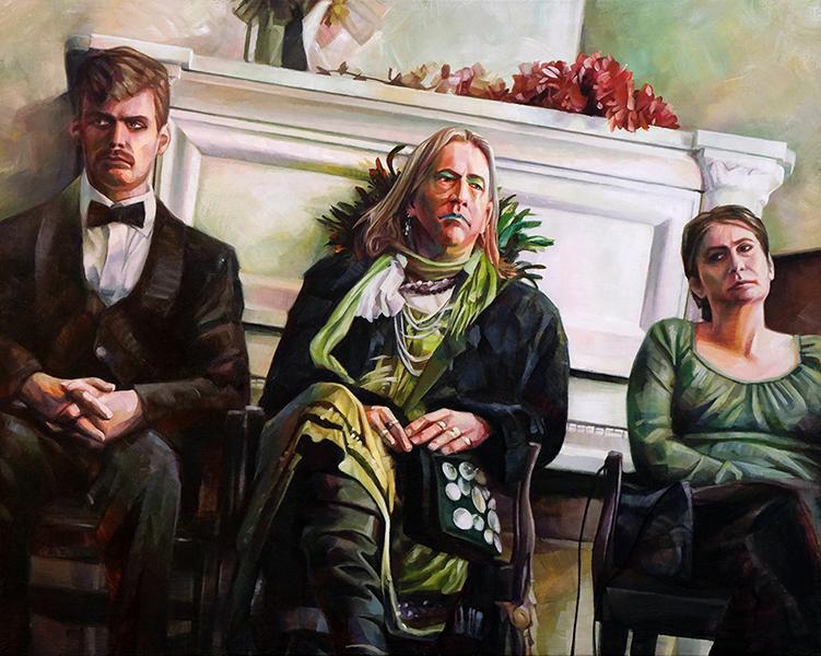 """Glances"" by Drew Johnson"