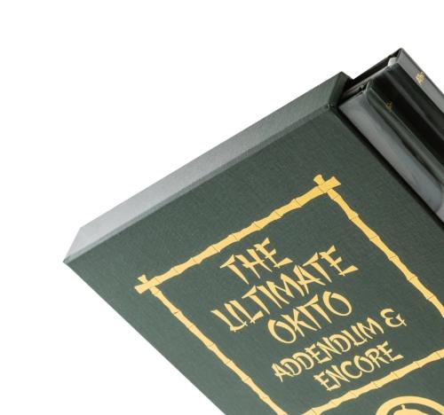 Premium book slips & gold stamping