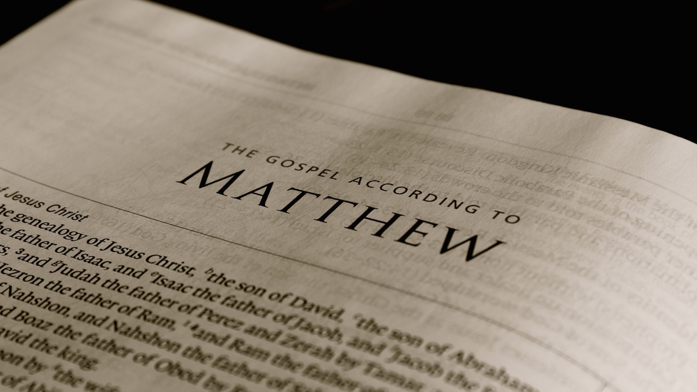 Genesis 7 & Matthew 7 — UPI