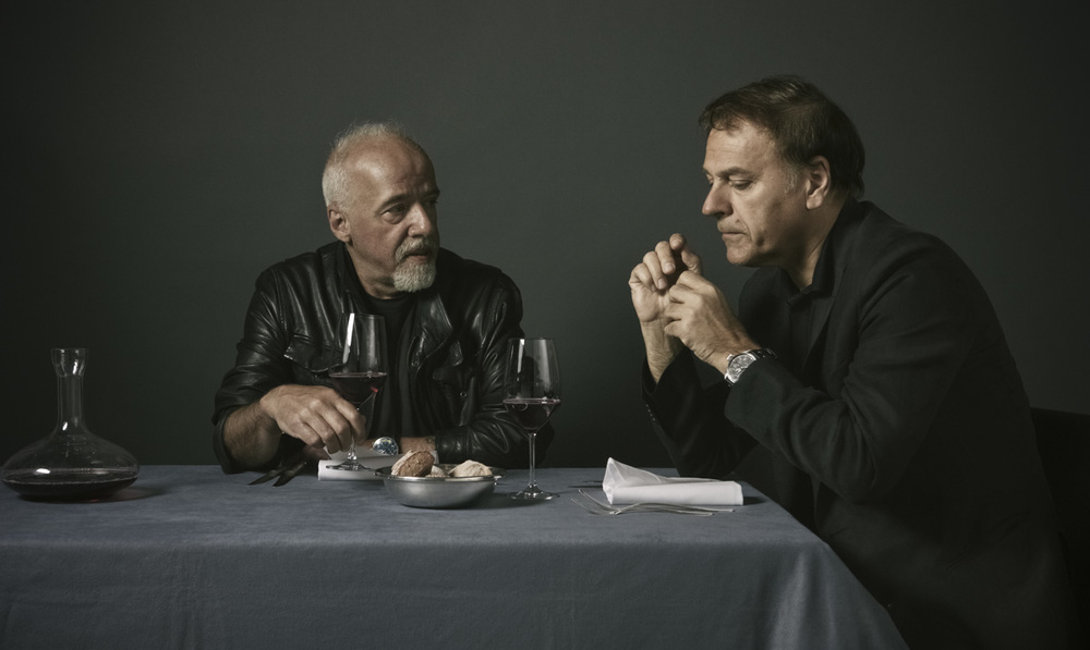 Paulo Coelho & Enki Bilal
