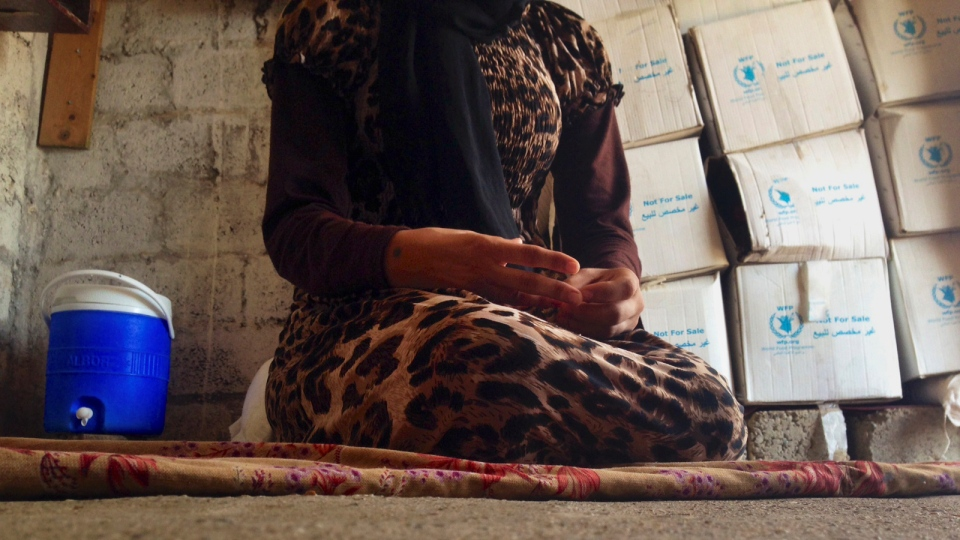 """CTV News: """"Report details 'horrific' abuse of Yazidi women and girls by ISIS in Iraq"""""""