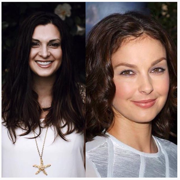ASHLEY JUDD AND REBECCA BENDER SHARE ON THE SOURCE