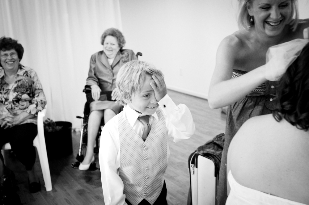 Morgan Creek Winery Wedding Preparation in Harpersville, Alabama