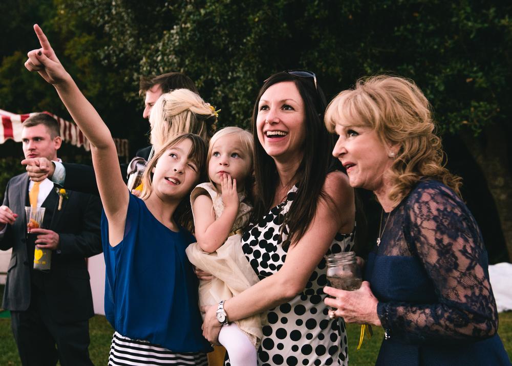 Lake House Wedding Reception in Covington, Louisiana