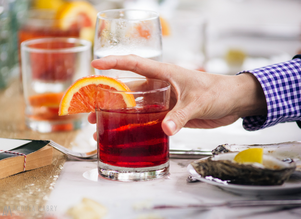 Old Fashioned, Rice Mill Lofts Wedding, New Orleans, Louisiana