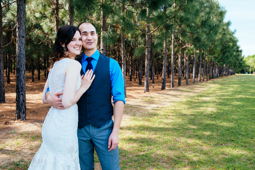 Dothan Alabama wedding, Woodham Farms wedding
