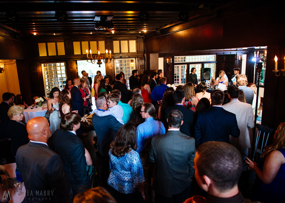 Clubhouse on Highland wedding, Downtown Birmingham Alabama wedding