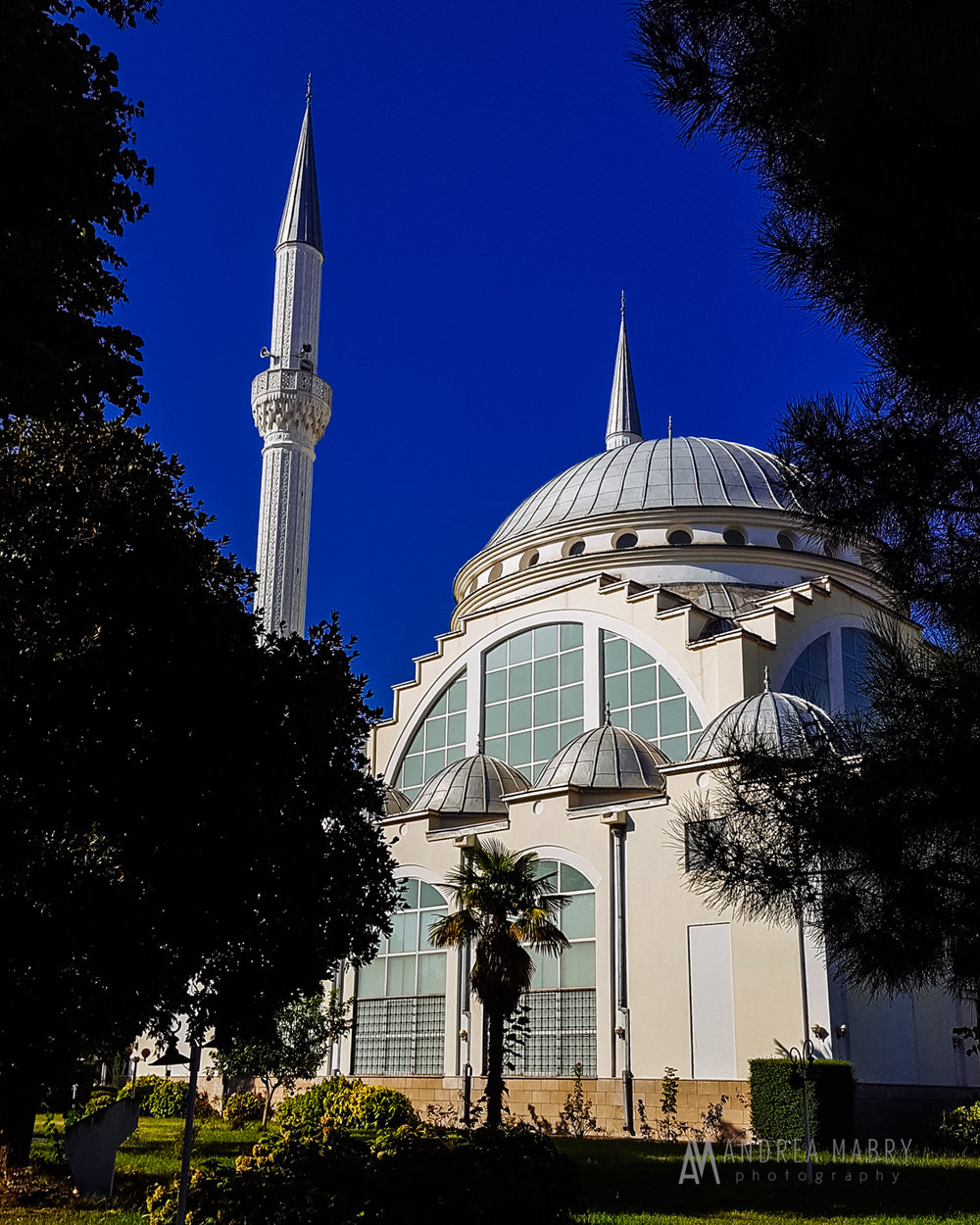 Though the Communist regime banned religion, the majority of Albanians are Muslim. Every city we visited had a mosque.