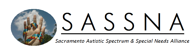 Sacramento Autistic Spectrum and Special Needs Alliance