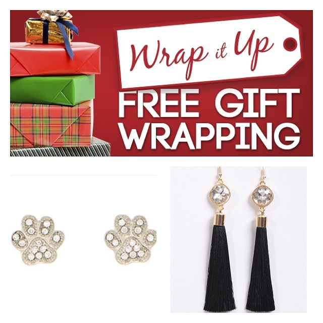 Tons of stocking stuffers at Gameday Goddess! Type GIFTWRAP in the comment section at checkout and we'll wrap your gifts for free! 😘🎁& the sale continues all week with 50% off everything!! Enter promo code HOLIDAY at checkout! (shop link in bio & sign up for our mailing list to get $10 off your first purchase)  #alabama #nola #neworleans #saintsfootball #fashiondaily #ggfashionzone #southern #gameday #lsu #lsufootball #lsutigers  #nola #neworleans #sec #mikethetiger #nfl #southern #gameday #lsu #lsufootball #lsutigers  #texas #mikethetiger #nfl #universityofalabama #olemiss #msu #floridastate #ohiostate #texasam #cybersale #deals #sale
