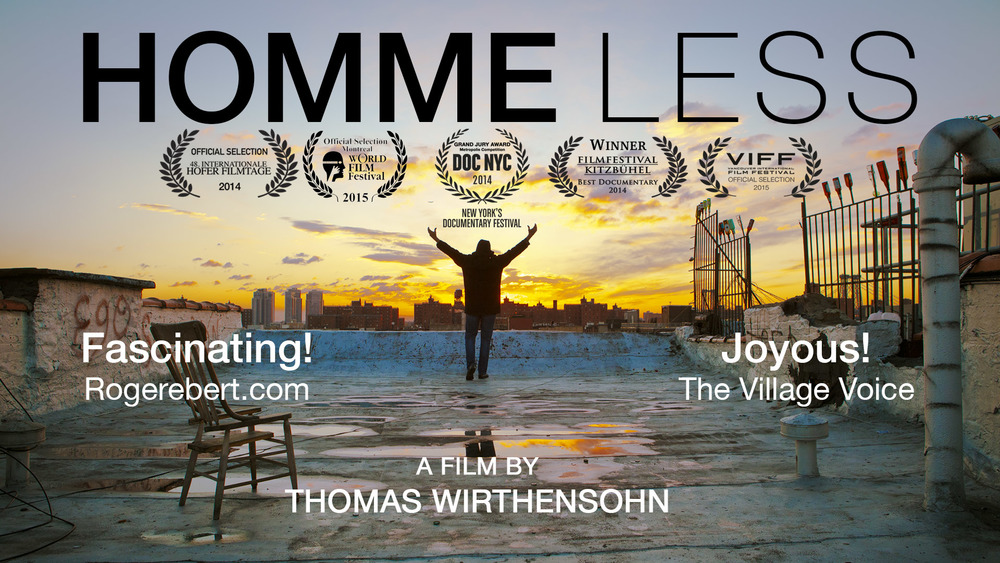 HOMME LESS The Movie