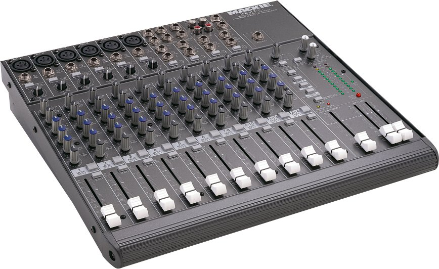 Mackie 1402 VLZ mixing console