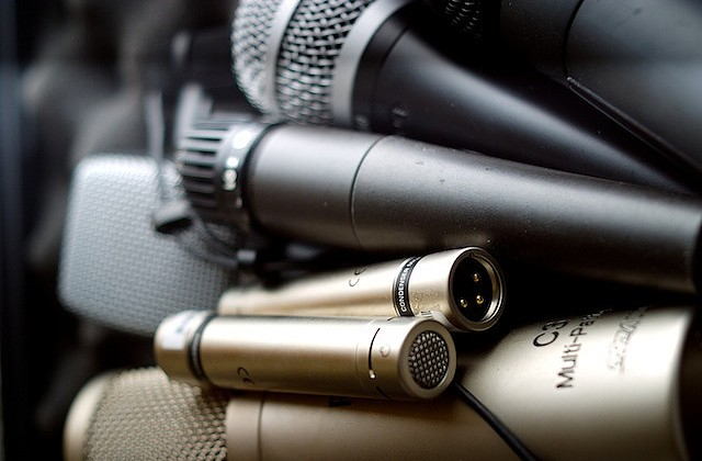 Mics and more