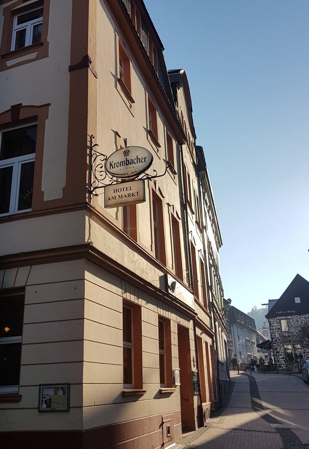 Hotel am Markt Altena