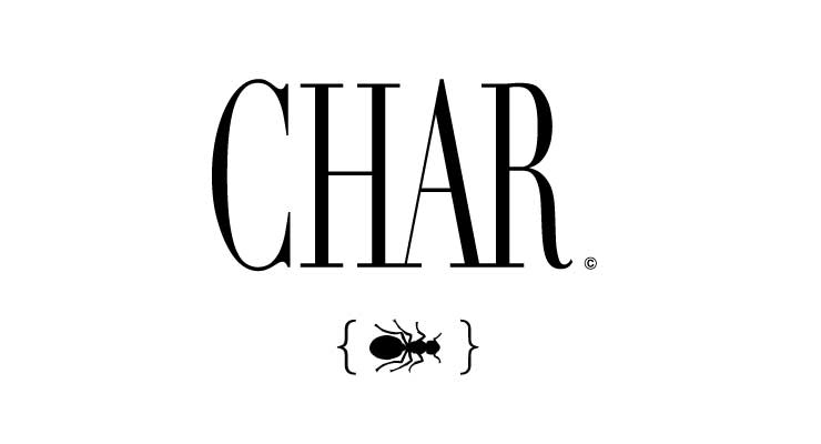 Char Ant Jewelry