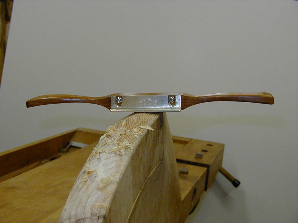 #85 wooden spokeshave