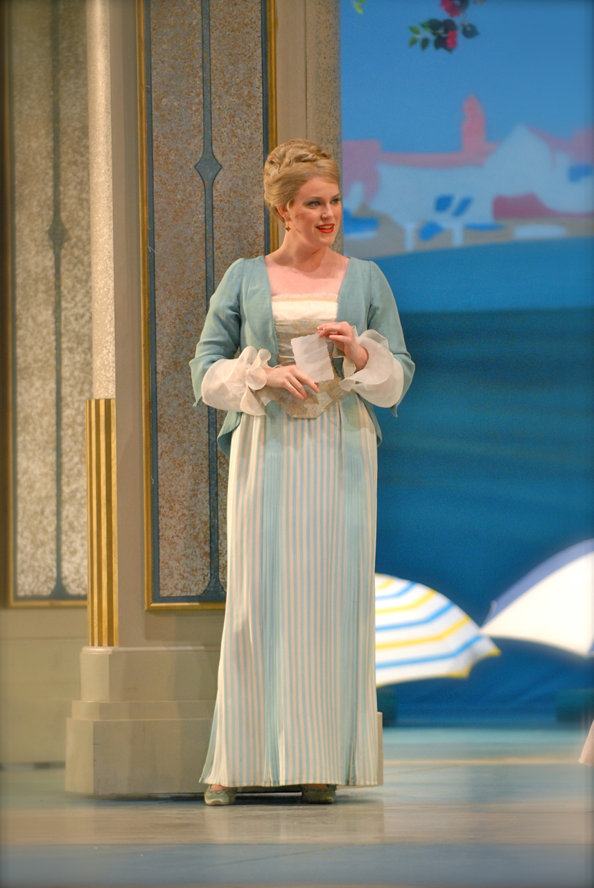 Fiordiligi - Lyric Opera of Chicago