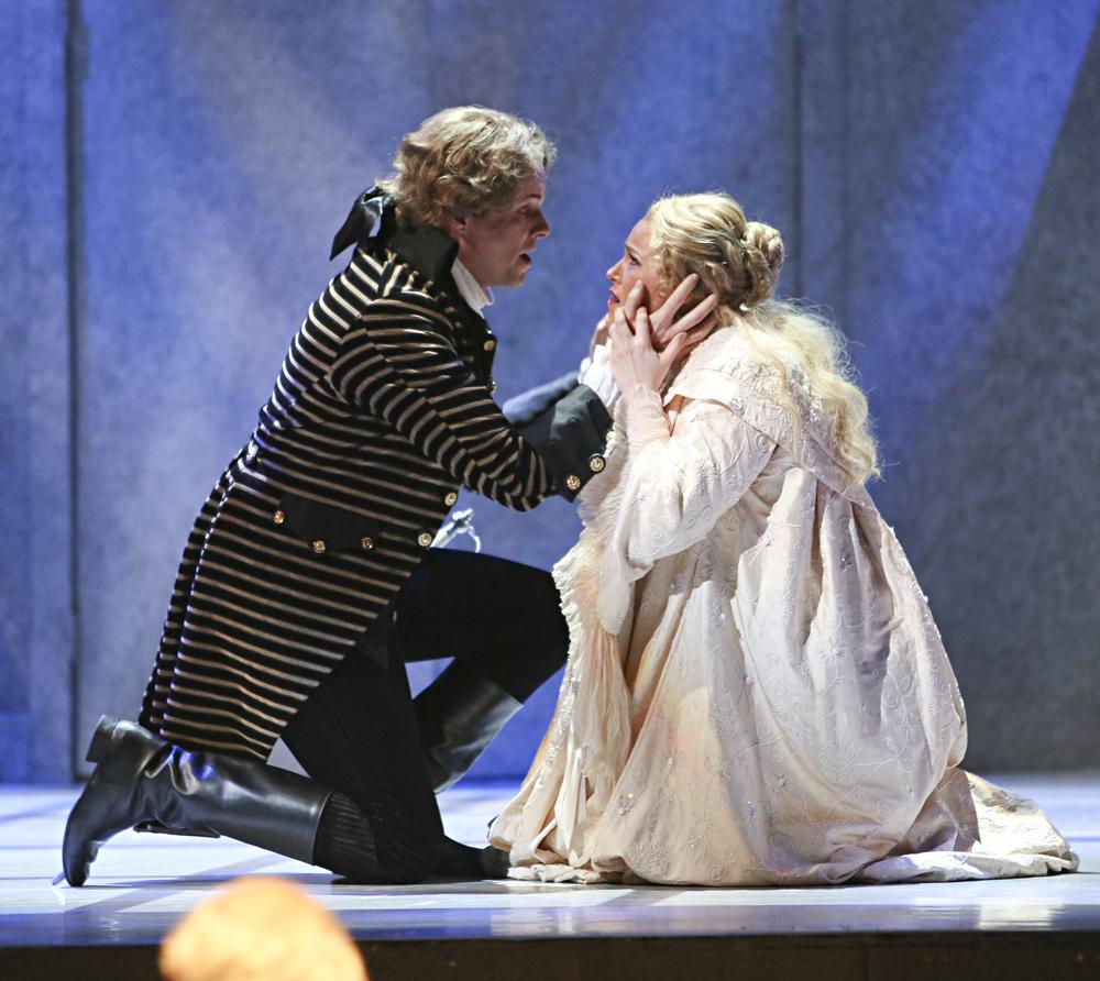 Donna Anna - Vancouver Opera