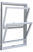 Okna Double Hung window
