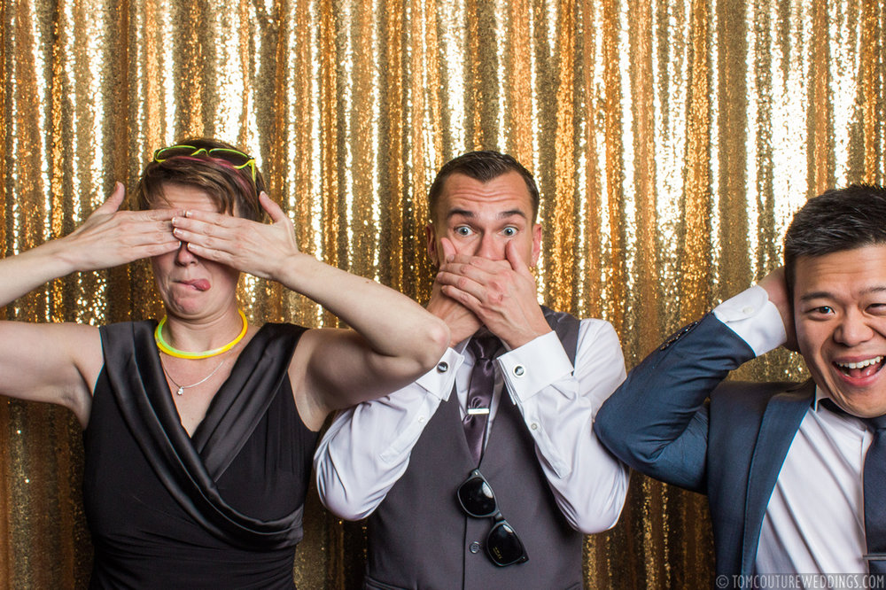 Photo Booth Photos can be viewed here:    http://photos.tomcouture.com/booth170513