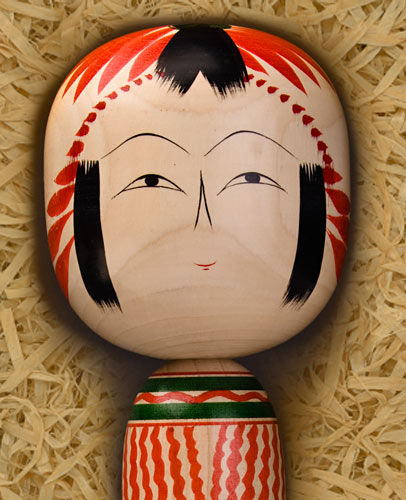 Hijiori Kokeshi
