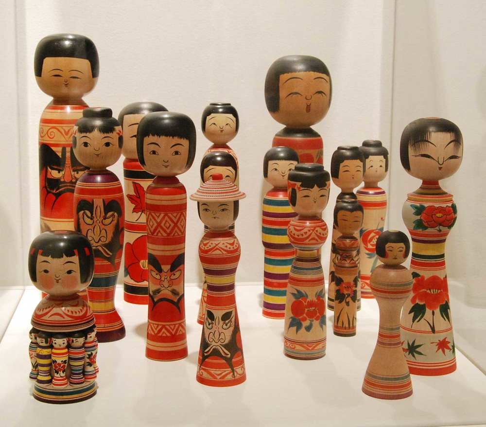 TRADITIONAL KOKESHI