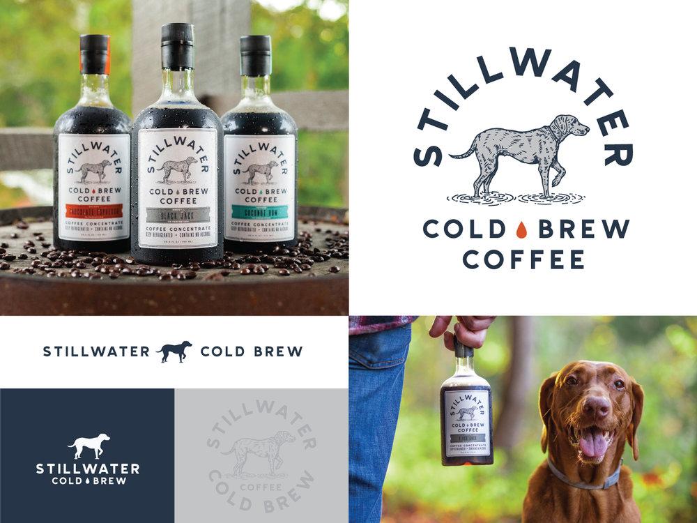 Stillwater Cold Brew Branding