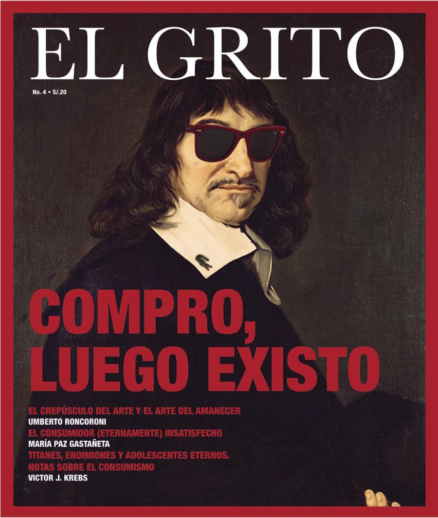 El Grito Magazine (Peru, 2011)