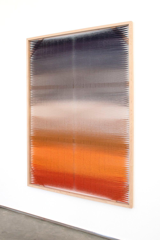 Woven Screen (Fog Gradient)